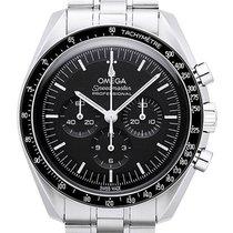 Omega Speedmaster Professional Moonwatch nuovo 2021 Manuale Cronografo Orologio con scatola e documenti originali 310.30.42.50.01.001