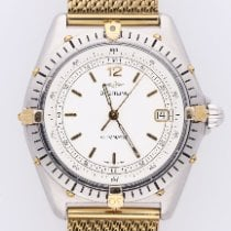 Breitling Antares Gold/Steel 39mm White Arabic numerals