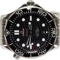 Omega 210.30.42.20.01.001 Stahl Seamaster Diver 300 M 42,00mm neu