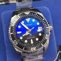 Seiko Prospex Titan 44mm Blau
