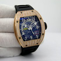 Richard Mille RM 029 Rose gold 48mm Transparent Arabic numerals