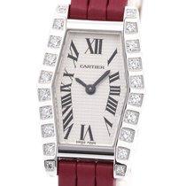 Cartier Lanières White gold Silver