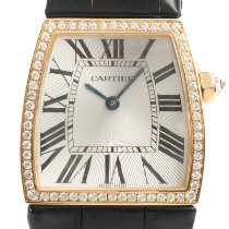 Cartier La Dona de Cartier Yellow gold 28mm Silver