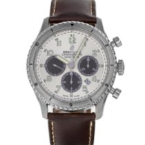 Breitling Navitimer 8 Steel 43mm Silver Arabic numerals United States of America, Maryland, Baltimore, MD