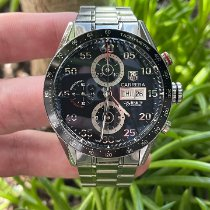 TAG Heuer Steel 43mm Automatic CV2A10.BA0796 pre-owned United States of America, California, Los Angeles