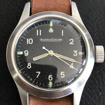 Jaeger-LeCoultre Steel 35mm Manual winding G.6B/346 pre-owned United States of America, Hawaii, Kailua