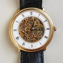 DuBois 1785 Rose gold 34mm Manual winding pre-owned