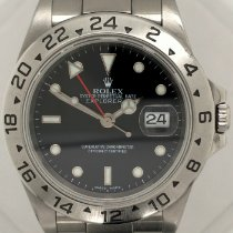Rolex 16570 Steel 2001 Explorer II 40mm pre-owned United States of America, New York, New York