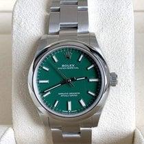 Rolex Oyster Perpetual 31 Acero 31mm Verde Sin cifras España, Palma de Mallorca Palma (Baleares)