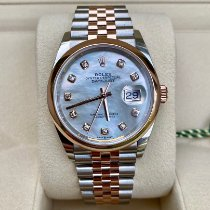 Rolex Datejust Gold/Steel 36mm Mother of pearl No numerals United States of America, Florida, Miami
