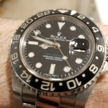 Rolex GMT-Master II 116710LN Good Steel 40mm Automatic New Zealand, Auckland