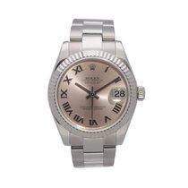 Rolex Lady-Datejust 178274 Gut Stahl 31mm Automatik