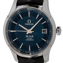Omega De Ville Hour Vision Steel 41mm Blue United States of America, Texas, Austin