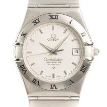 Omega Constellation Steel 36mm Silver