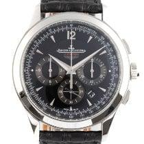 Jaeger-LeCoultre Master Chronograph Otel 40mm Negru