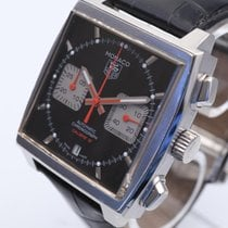 Heuer Steel 39mm Automatic CAW2114 pre-owned