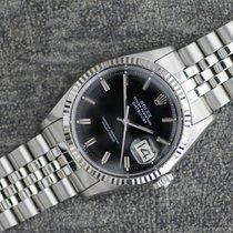 Rolex 1601 Stahl 1966 Datejust 36mm gebraucht