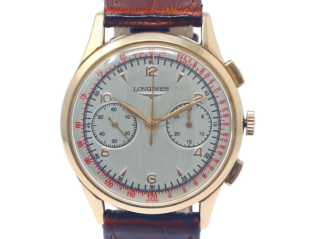 Longines 5967 1952 pre-owned