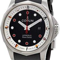Corum Admiral's Cup (submodel) nouveau 2021 Remontage automatique Montre avec coffret d'origine et papiers d'origine A411/04097