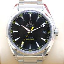 Omega 231.10.42.21.01.002 Acero 2020 Seamaster Aqua Terra 41.5mm usados