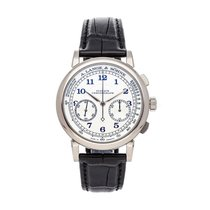 A. Lange & Söhne White gold 39mm Manual winding 414.026 pre-owned United States of America, Pennsylvania, Bala Cynwyd