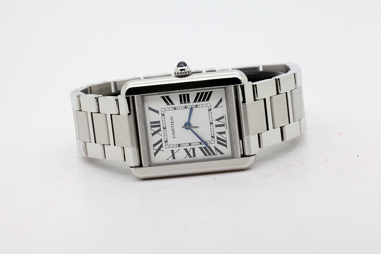 Cartier Tank Solo W5200013 2016 pre-owned