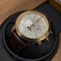 Blancpain Le Brassus Rotgold Weiß