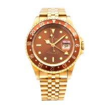 Rolex GMT-Master II Yellow gold 40mm