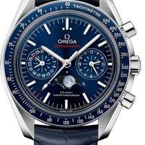 Omega 304.33.44.52.03.001 Сталь Speedmaster Professional Moonwatch Moonphase подержанные