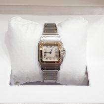 Cartier Santos (submodel) 166930 Odlično Zlato/Zeljezo Kvarc