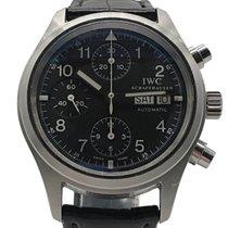 IWC Fliegeruhr Chronograph IW3706 Gut Stahl 39mm Automatik