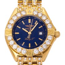 Breitling Lady J Yellow gold 30mm