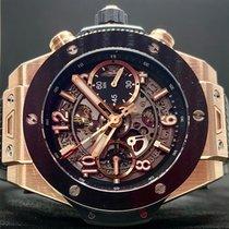 Hublot 441.OM.1180.RX Rose gold 2020 Big Bang Unico 42mm pre-owned