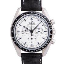 Omega Speedmaster Professional Moonwatch Ocel 42mm Bílá