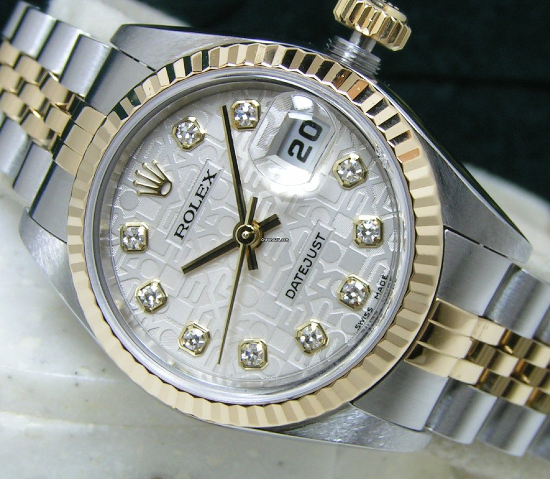 Rolex Lady-Datejust 79173 2004 pre-owned