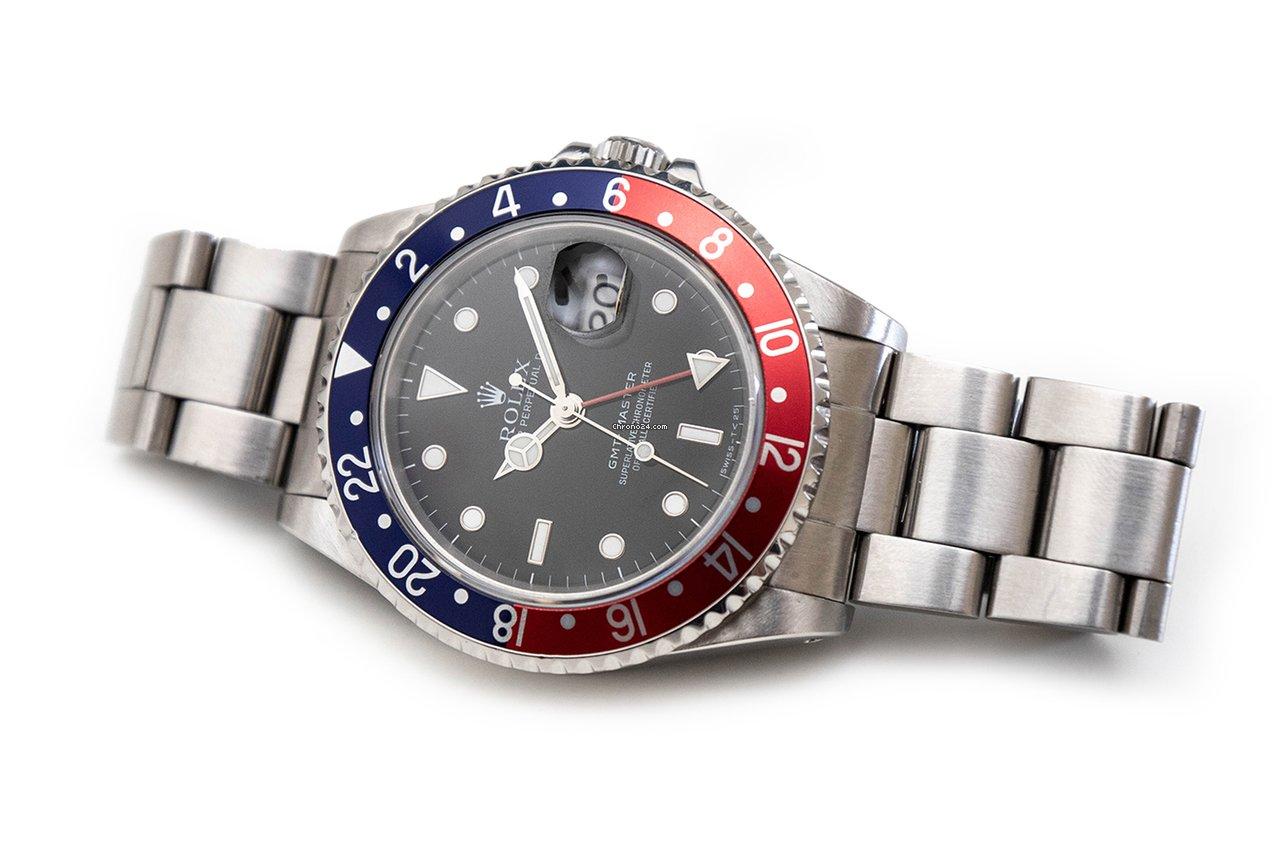 Rolex GMT-Master 16700 1991 occasion