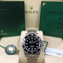Rolex new Automatic Central seconds Luminous hands Chronometer Rotating Bezel Screw-Down Crown Only Original Parts Luminous indices 41mm Steel Sapphire crystal