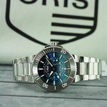Oris Steel 43.5mm Automatic 01 761 7765 4185-Set new United States of America, New York, Buffalo