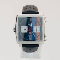 TAG Heuer Monaco Steel 39mm Blue No numerals United States of America, California, Irvine