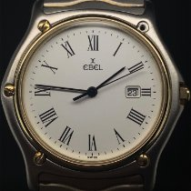 Ebel 1187F41 Золото/Cталь 1994 Classic подержанные