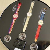 Swatch Aluminum Automatic new