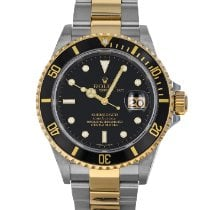 Rolex Submariner Date Gold/Steel 40mm Black No numerals United States of America, Maryland, Baltimore, MD