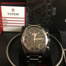 Tudor Fastrider Chrono 42000 Jó Acél 42mm Automata