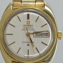 Omega Constellation Day-Date 168.029 Good Gold/Steel 35mm Automatic