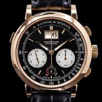 A. Lange & Söhne Pозовое золото 41mm Механические 405.031 новые
