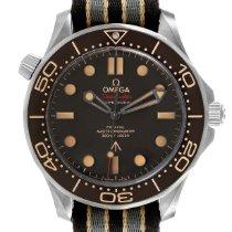Omega Seamaster Diver 300 M Titanium 42mm Brown United States of America, Georgia, Atlanta