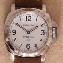 Panerai Luminor Base Logo nieuw 2015 Handopwind Horloge met originele doos en originele papieren PAM00630