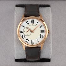 Zenith Elite Ultra Thin Rose gold 40mm White United States of America, New York, Airmont