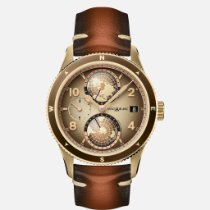 Montblanc Bronze 42mm Automatic 128504 new