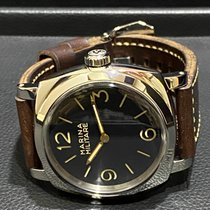 Panerai Special Editions PAM 00587 Very good Steel 47mm Manual winding